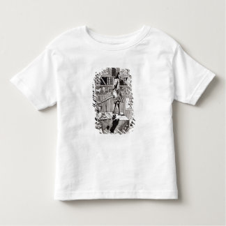 The complicated Richardson, 1724 Toddler T-shirt