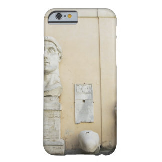 The components of a giant statue of Emperor 2 Barely There iPhone 6 Case