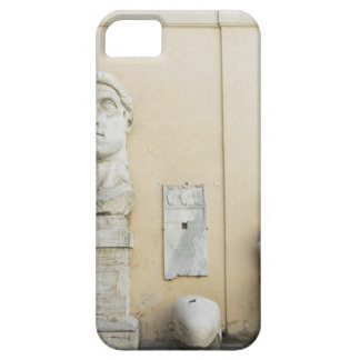 The components of a giant statue of Emperor 2 iPhone SE/5/5s Case