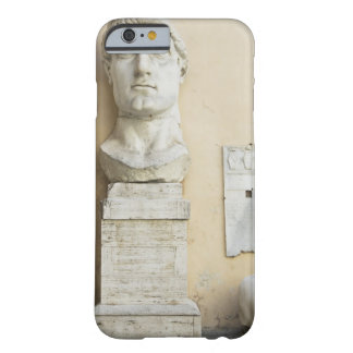 The components of a giant statue of Emperor Barely There iPhone 6 Case