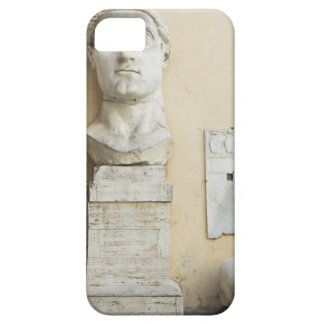 The components of a giant statue of Emperor iPhone SE/5/5s Case