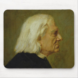 The Composer Franz Liszt , 1884 Mouse Pad