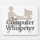 The Computer Whisperer Mouse Pad