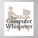 The Computer Whisperer Poster