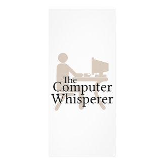 The Computer Whisperer Rack Card