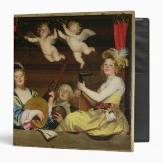 The Concert, 1624 3 Ring Binder