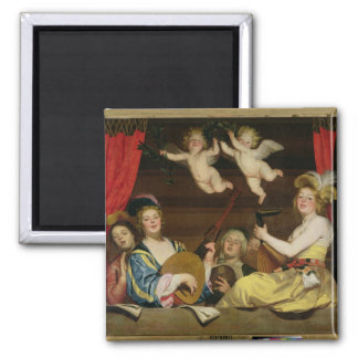 The Concert, 1624 Magnet