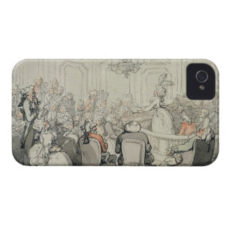 The Concert, from 'Scenes at Bath', c.1795-1800 (w iPhone 4 Case-Mate Case