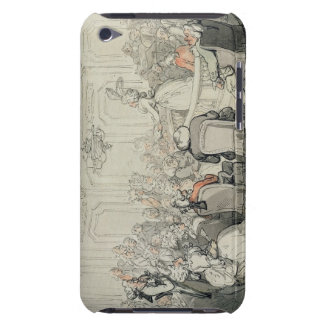 The Concert, from 'Scenes at Bath', c.1795-1800 (w iPod Touch Case-Mate Case