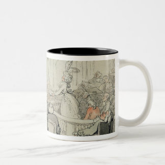 The Concert, from 'Scenes at Bath', c.1795-1800 (w Two-Tone Coffee Mug
