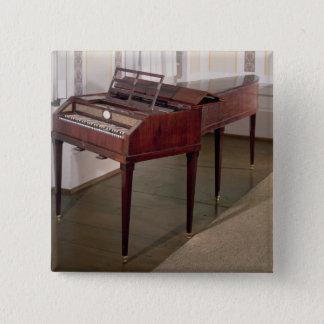 The concert piano of Franz Joseph Haydn Pinback Button