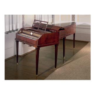 The concert piano of Franz Joseph Haydn Postcard