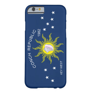 The Conch Republic Flag Barely There iPhone 6 Case