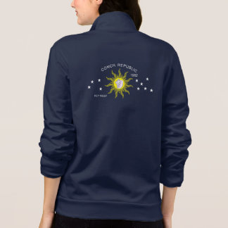 The Conch Republic Flag Jackets
