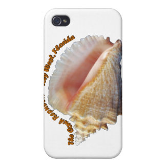 The Conch Republic iPhone 4 Cover