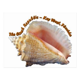 The Conch Republic Post Card