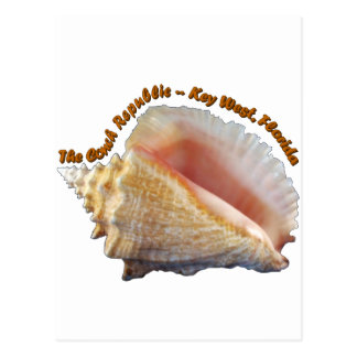 The Conch Republic Postcard