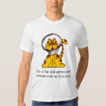 The Cone Of Shame! T-Shirt