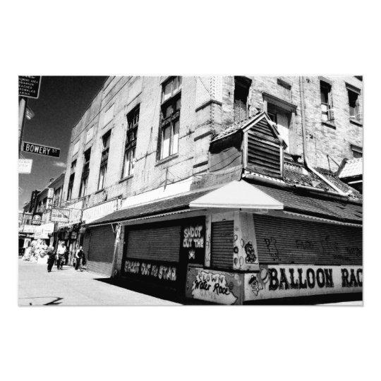 'The Coney Island Bowery' Photographic Print