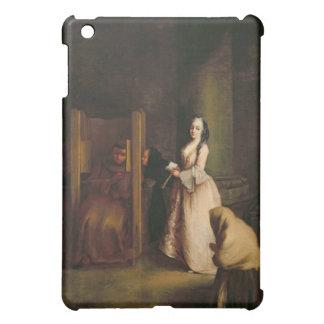 The Confession, c.1755 (oil on canvas) Case For The iPad Mini