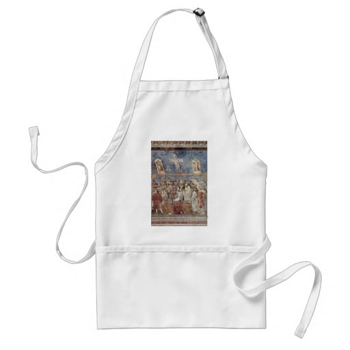 The Confirmation Of The Stigmata Of St. Francis Apron