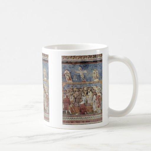 The Confirmation Of The Stigmata Of St. Francis Coffee Mug