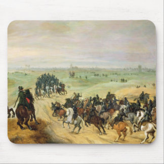 The Confrontation, 1600 Mouse Pad