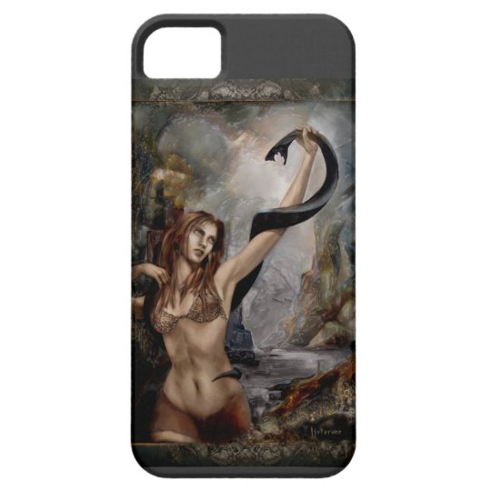 """The Confrontation"" iPhone 5 Case"