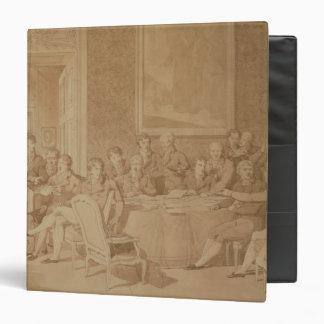 The Congress of Vienna, 1815 3 Ring Binder