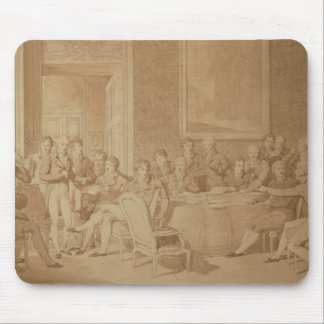 The Congress of Vienna, 1815 Mouse Pad