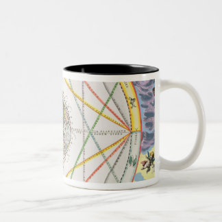 The Conjunction of the Planets, from 'The Celestia Two-Tone Coffee Mug