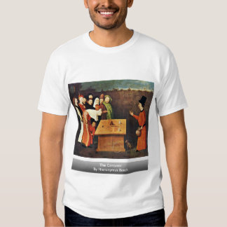 The Conjurer. By Hieronymus Bosch Tee Shirt