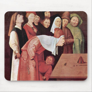 The Conjurer Mouse Pad