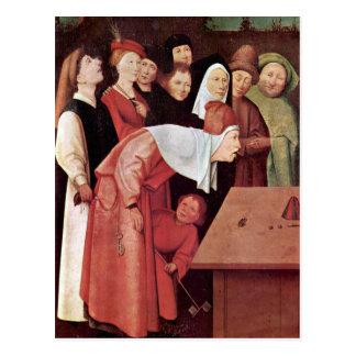 The Conjurer Postcard