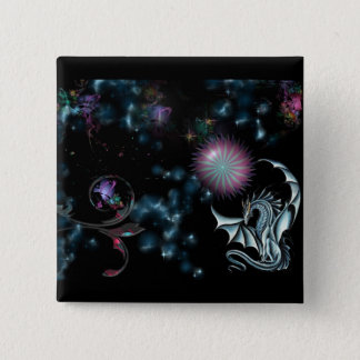 The Conjuring fantasy dragon square button