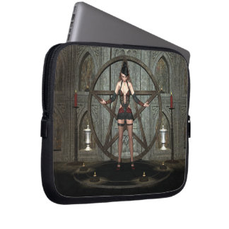 The Conjuring Notebook Sleeve Laptop Sleeves