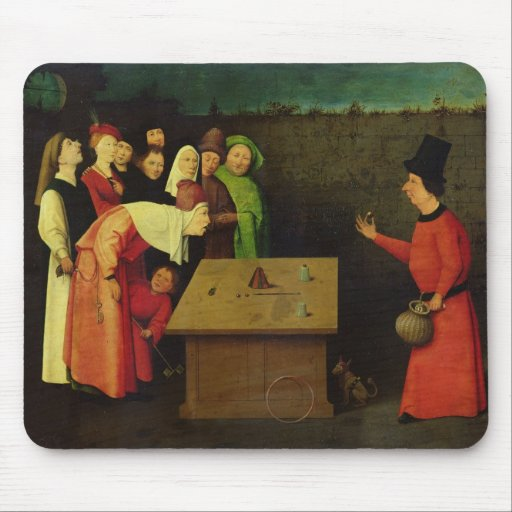 The Conjuror Mouse Pads
