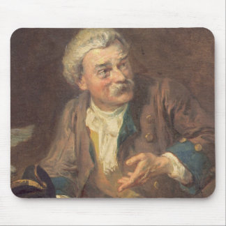 The Conjuror (oil on canvas) (pair of 124492) Mouse Pad