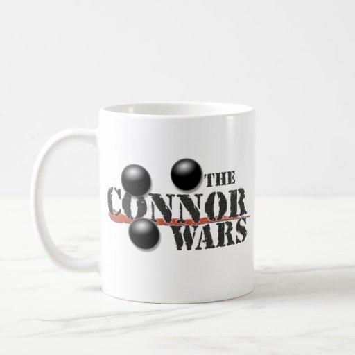 The Connor Wars 15oz Logo Mug