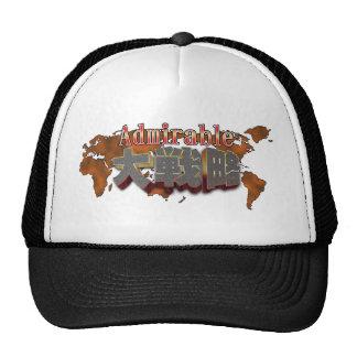 [The Conqueror] Admirable Grand Strategy Trucker Hat