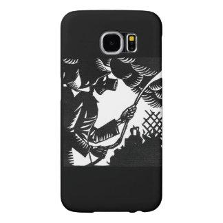 The Conqueror Danse Macabre Samsung Galaxy S6 Case