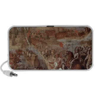 The Conquest of Tenochtitlan Travel Speaker