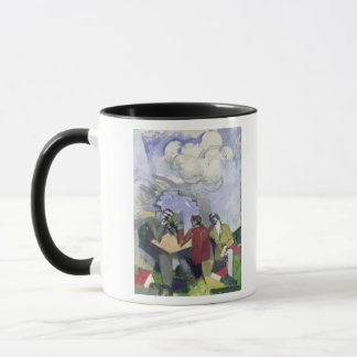 The Conquest of the Air, 1913 Mug