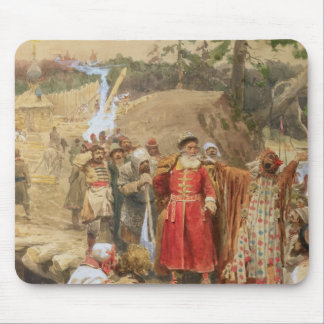 The Conquest of the New Regions in Russia, 1904 Mouse Pad