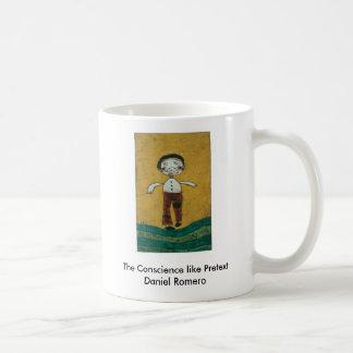 The Conscience like Pretext Coffee Mug
