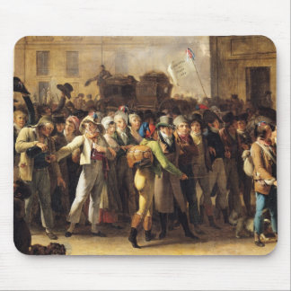 The Conscripts of 1807 Mouse Pad