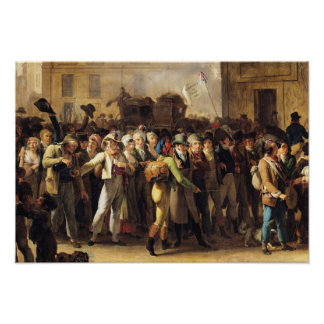 The Conscripts of 1807 Poster
