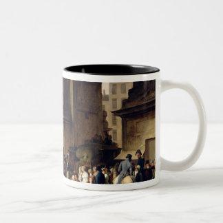The Conscripts of 1807 Two-Tone Coffee Mug