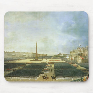 The Consecration of the Alexander Column Mouse Pad