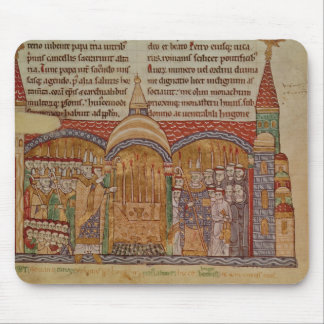The Consecration of the Church at Cluny Mouse Pad